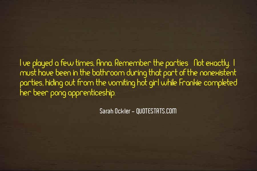 Sarah Ockler Quotes #834300