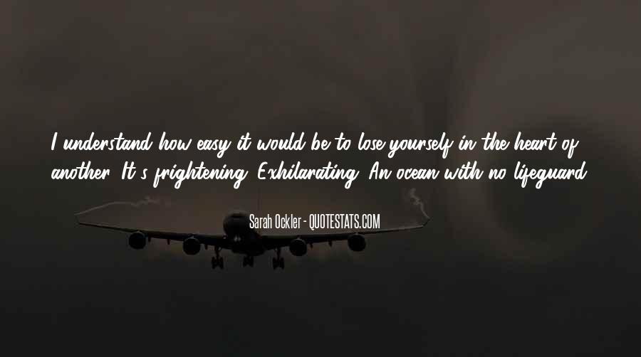 Sarah Ockler Quotes #850255
