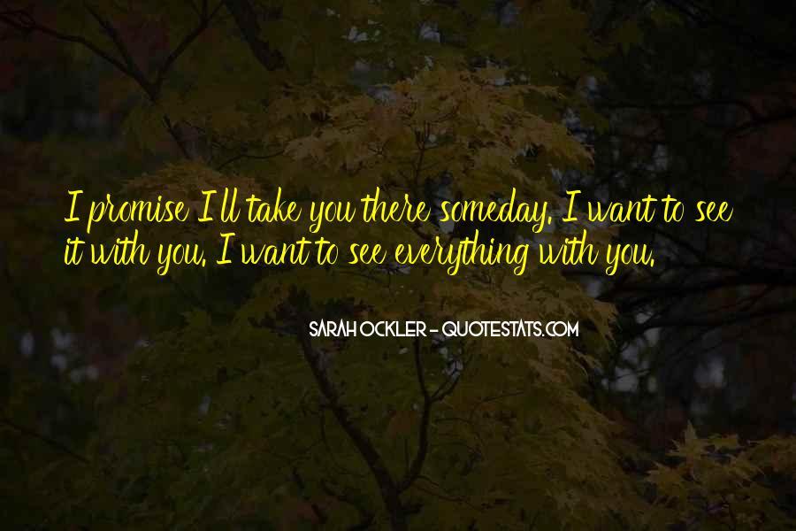 Sarah Ockler Quotes #900258