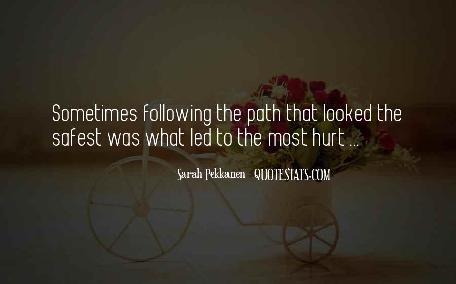 Sarah Pekkanen Quotes #1045387