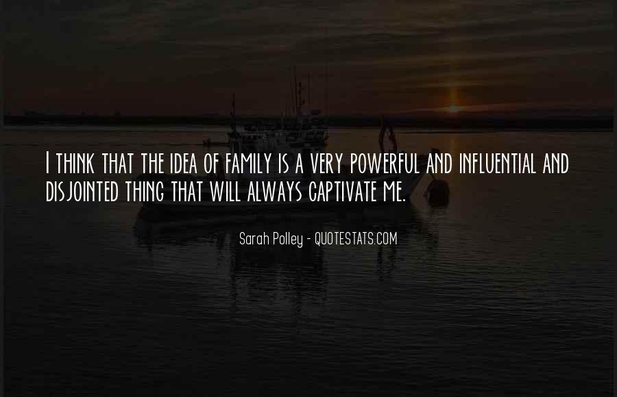 Sarah Polley Quotes #104768