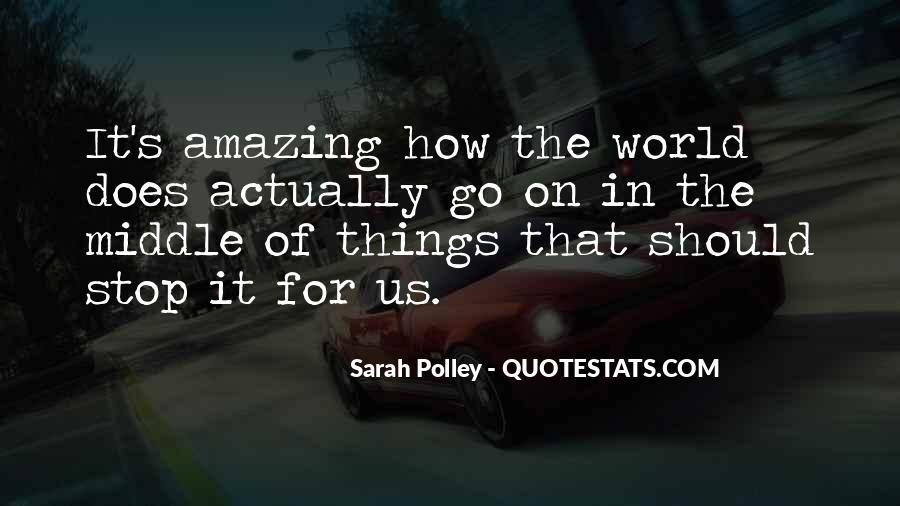Sarah Polley Quotes #1510576