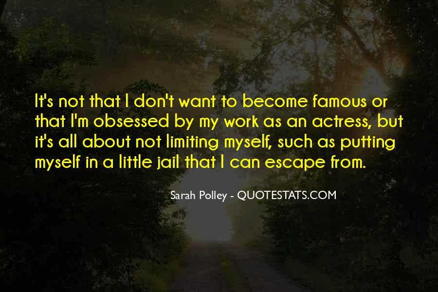 Sarah Polley Quotes #1579855