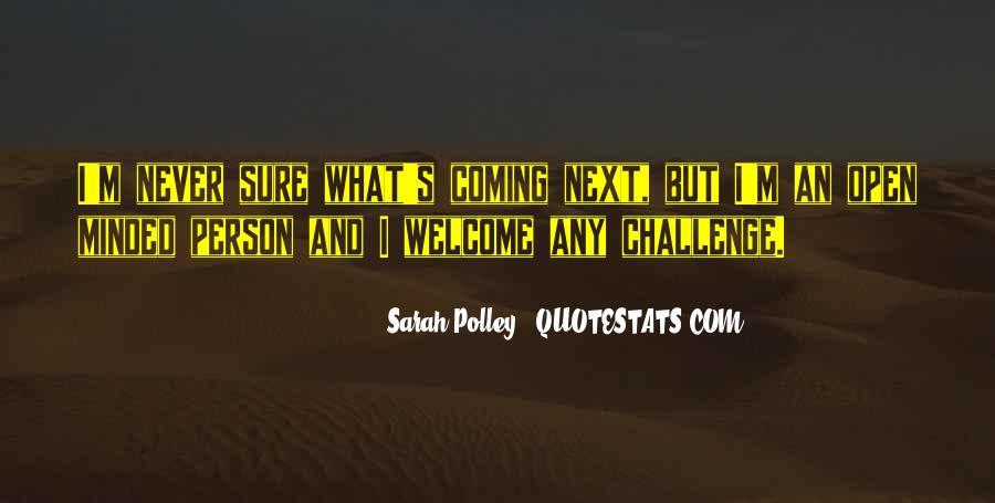 Sarah Polley Quotes #1835851