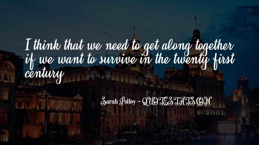 Sarah Polley Quotes #1874238