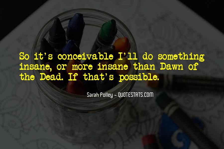 Sarah Polley Quotes #553995