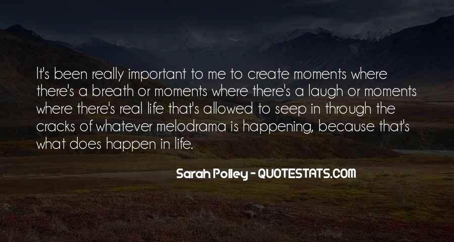 Sarah Polley Quotes #816174