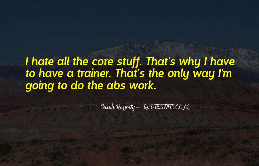 Sarah Rafferty Quotes #1382126