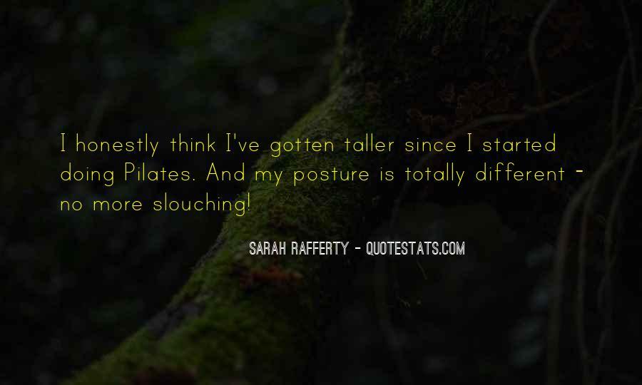 Sarah Rafferty Quotes #1666116