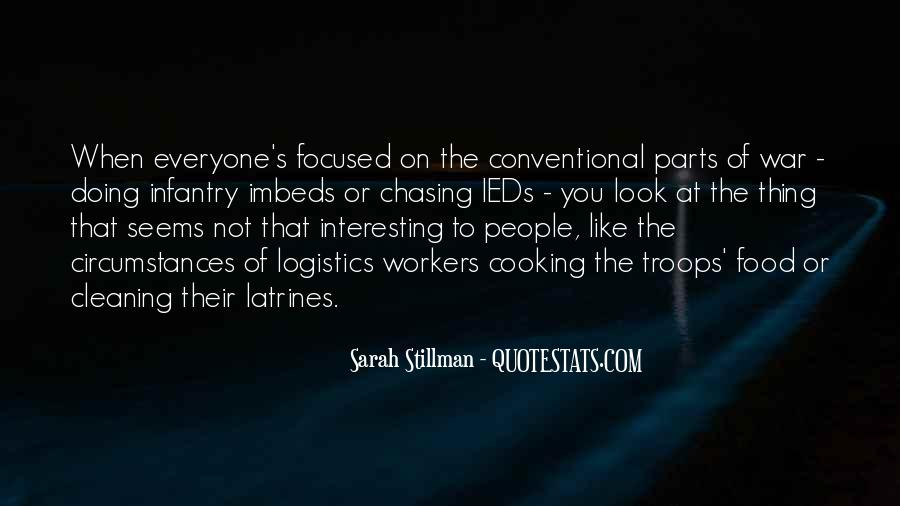 Sarah Stillman Quotes #1398447