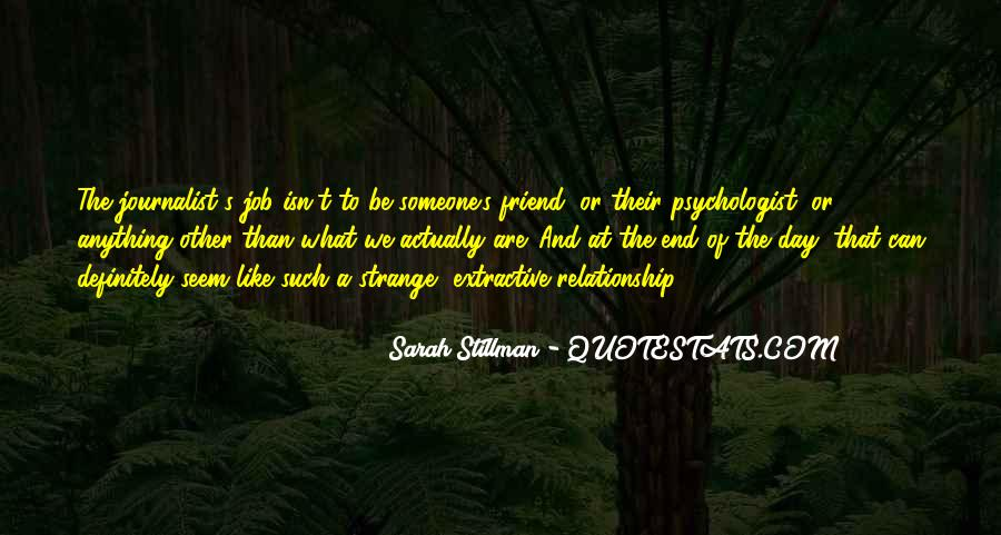 Sarah Stillman Quotes #559808