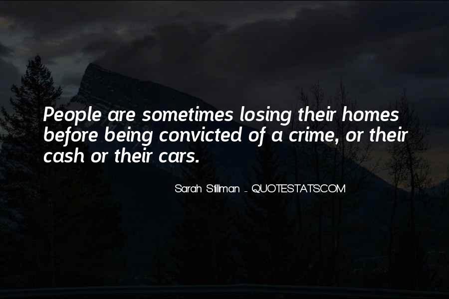 Sarah Stillman Quotes #656763