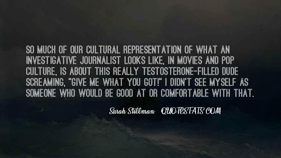 Sarah Stillman Quotes #891423
