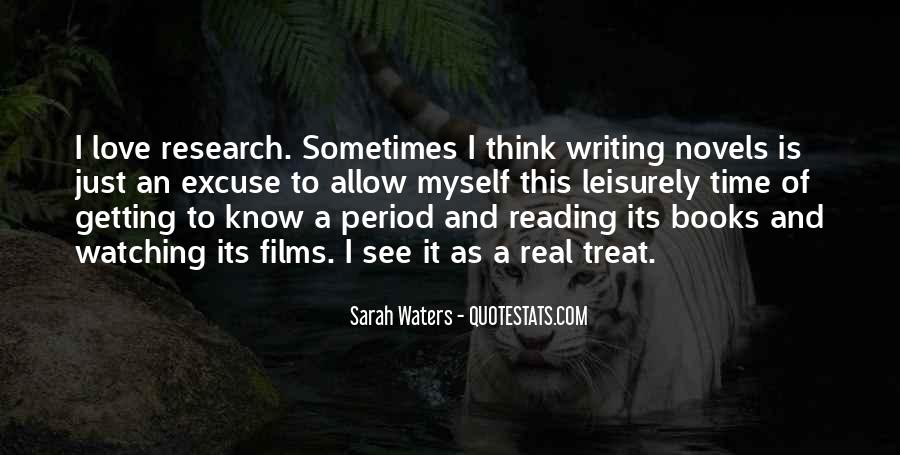 Sarah Waters Quotes #1037917