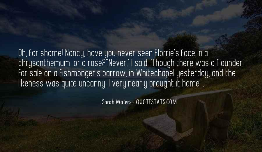 Sarah Waters Quotes #1257603