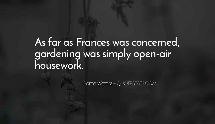 Sarah Waters Quotes #1268647