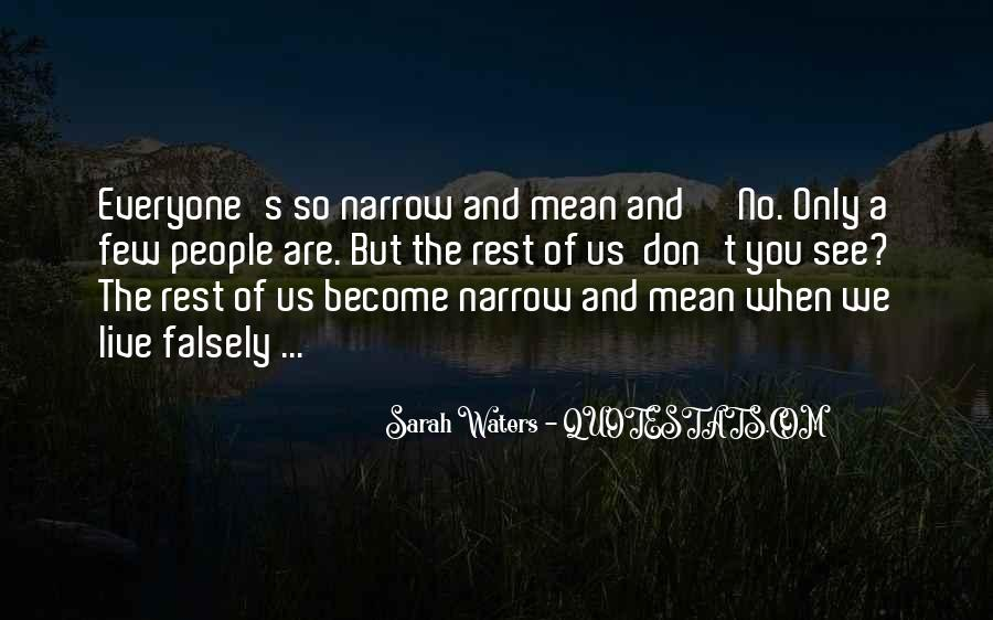 Sarah Waters Quotes #1369755