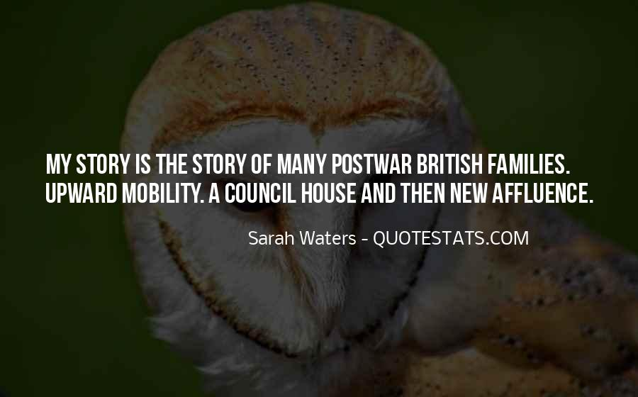 Sarah Waters Quotes #1562881