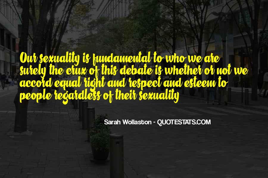 Sarah Wollaston Quotes #182016