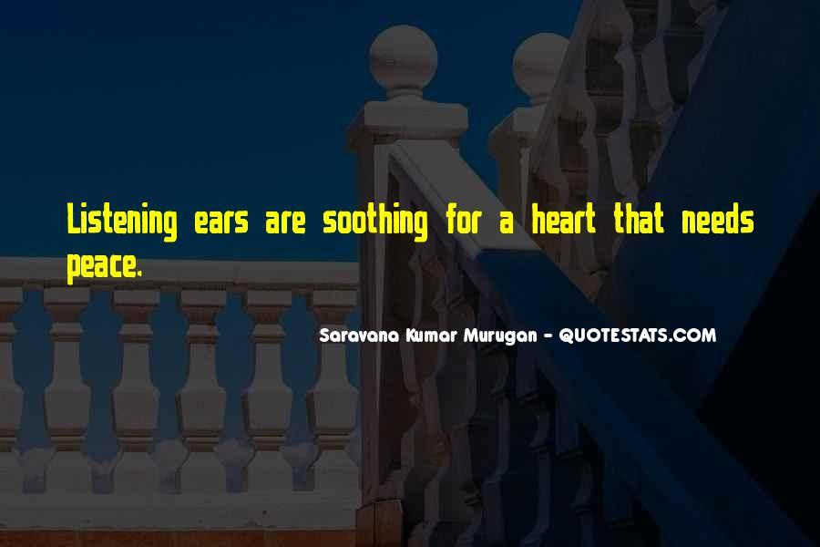 Saravana Kumar Murugan Quotes #337457