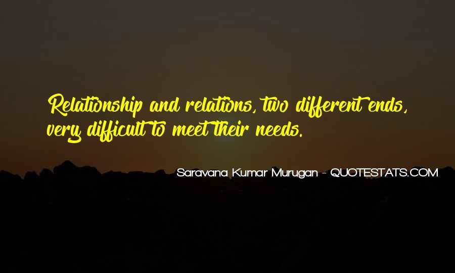 Saravana Kumar Murugan Quotes #522501