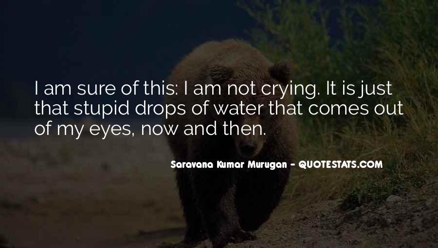 Saravana Kumar Murugan Quotes #609606