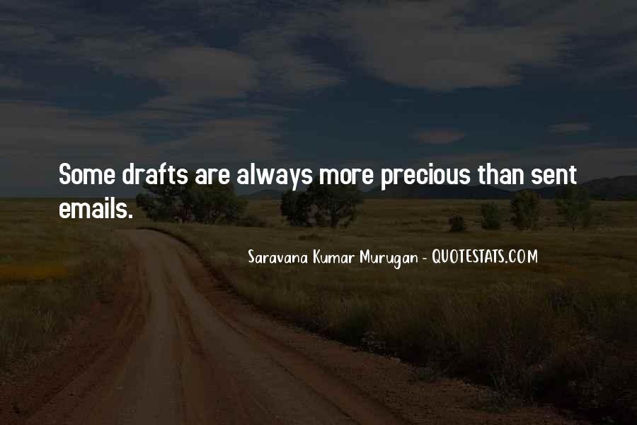 Saravana Kumar Murugan Quotes #646286
