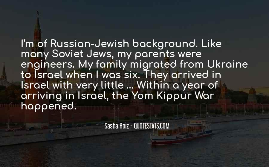Sasha Roiz Quotes #1030097