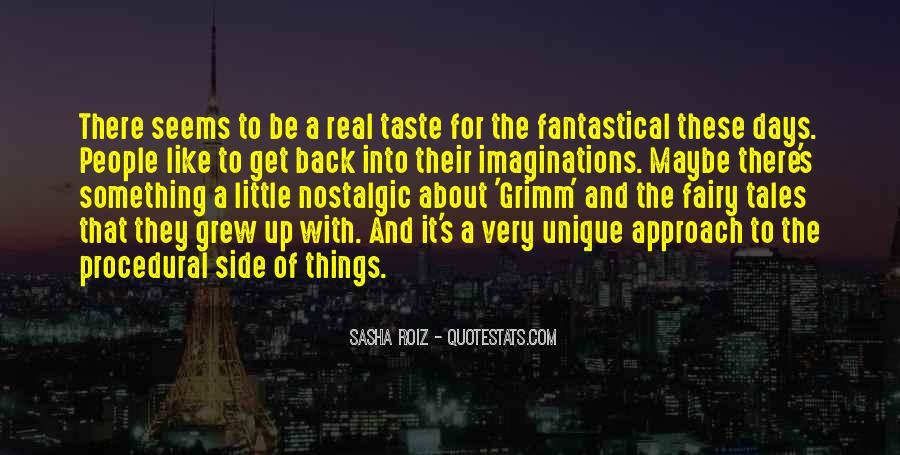 Sasha Roiz Quotes #467530