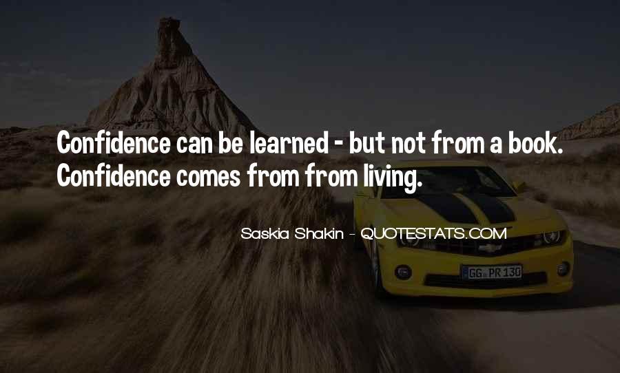 Saskia Shakin Quotes #819207