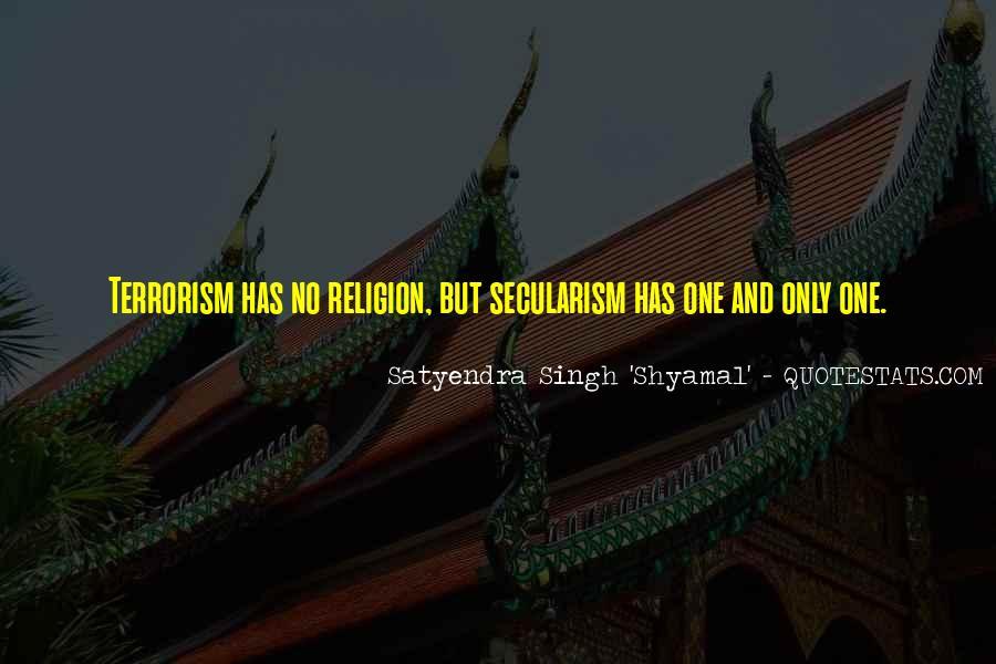 Satyendra Singh 'Shyamal' Quotes #1258804