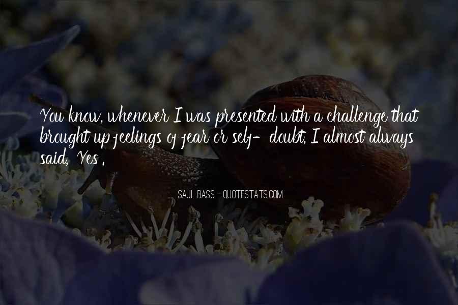 Saul Bass Quotes #1211239