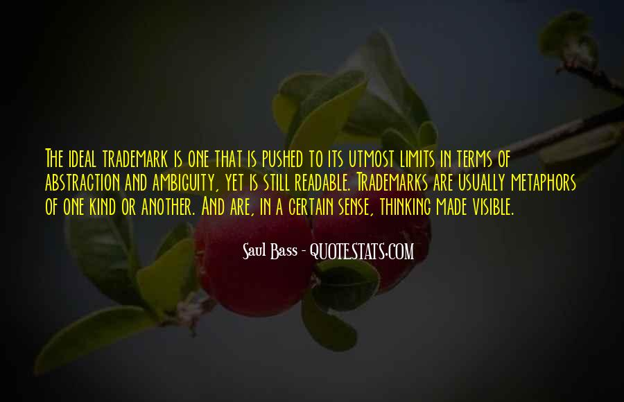 Saul Bass Quotes #535432