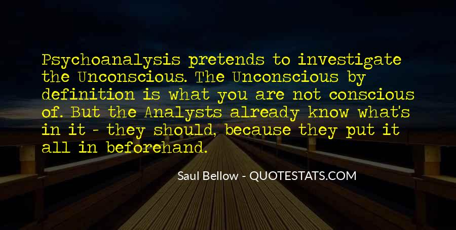Saul Bellow Quotes #1011799