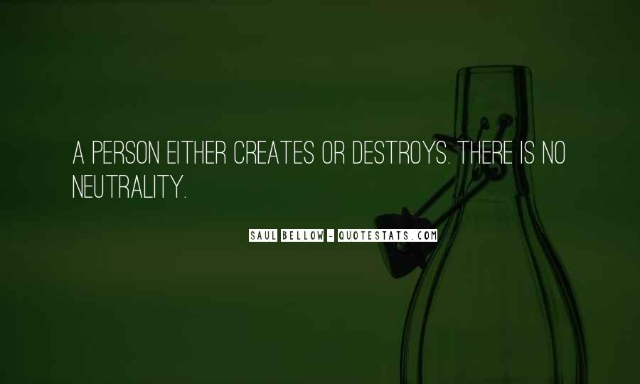 Saul Bellow Quotes #1438034