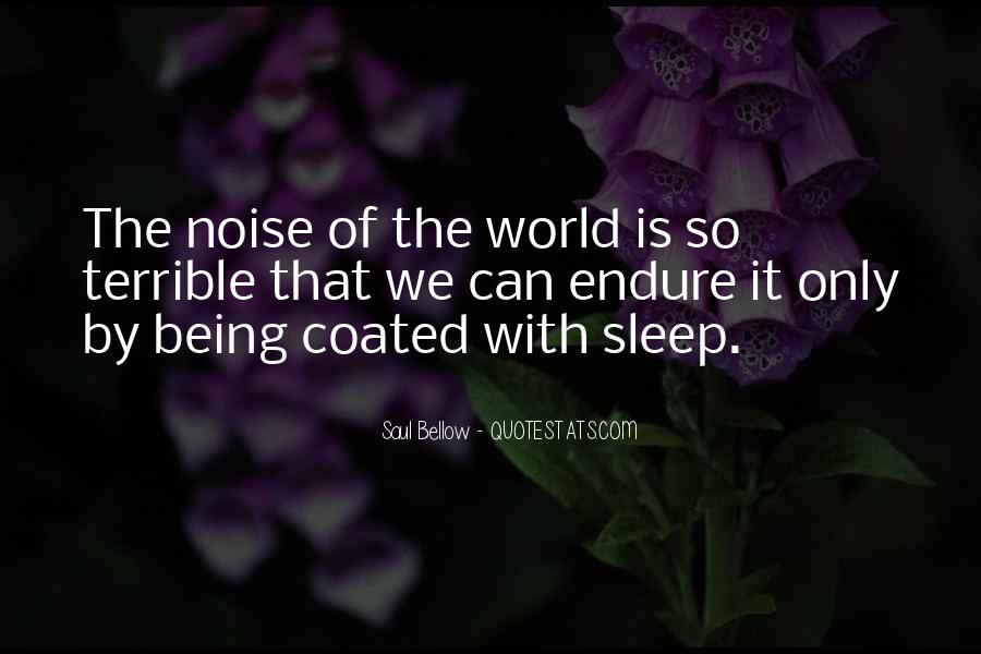 Saul Bellow Quotes #1553024