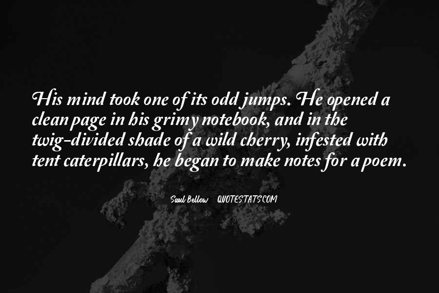 Saul Bellow Quotes #1556672