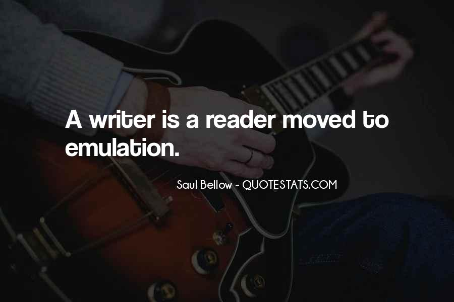 Saul Bellow Quotes #1626028