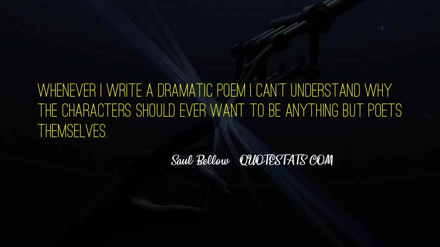 Saul Bellow Quotes #221239