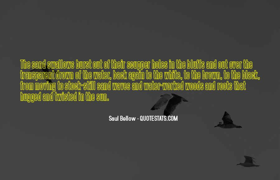 Saul Bellow Quotes #330367