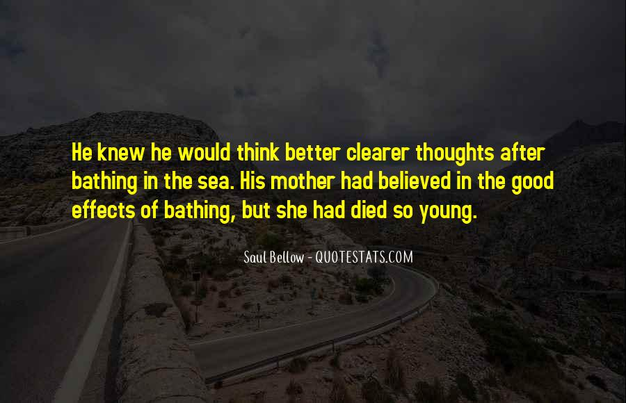 Saul Bellow Quotes #940329