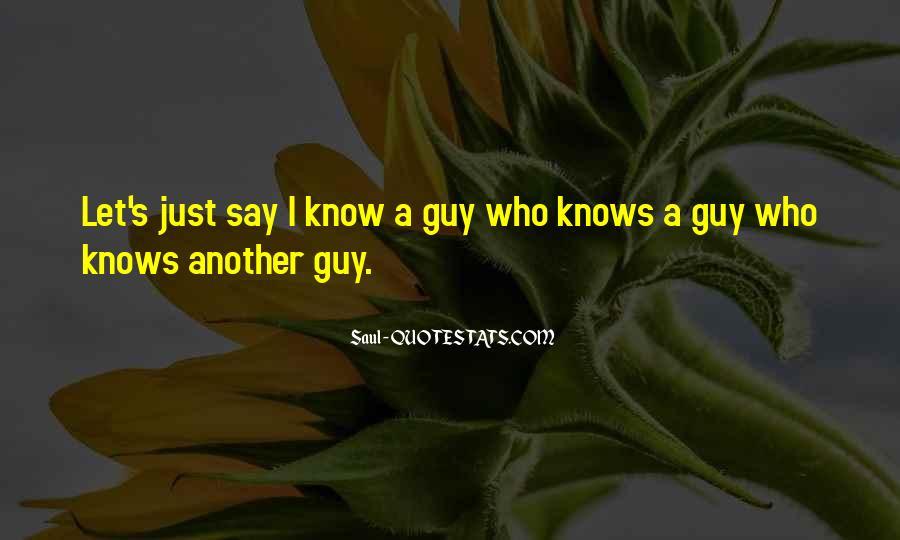 Saul Quotes #1769086