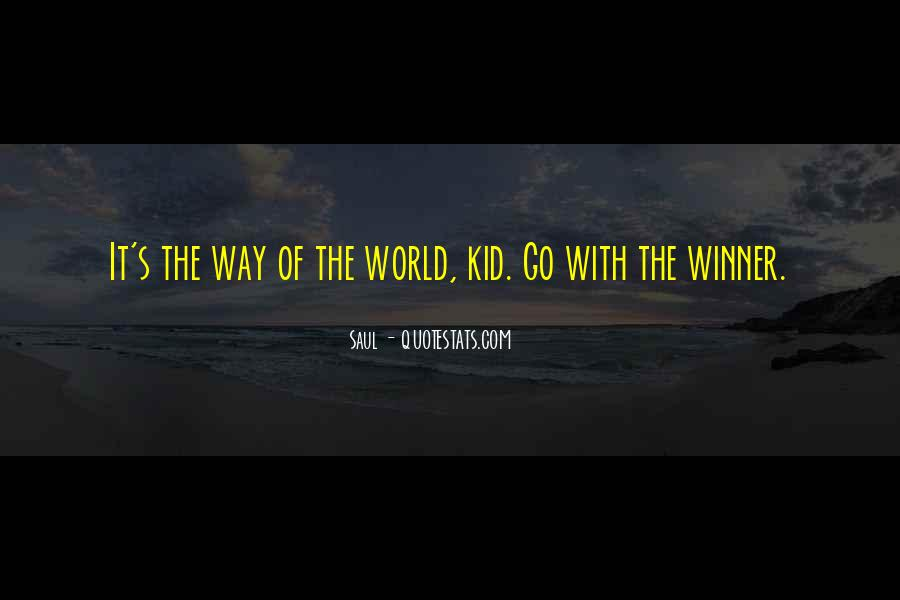 Saul Quotes #645128