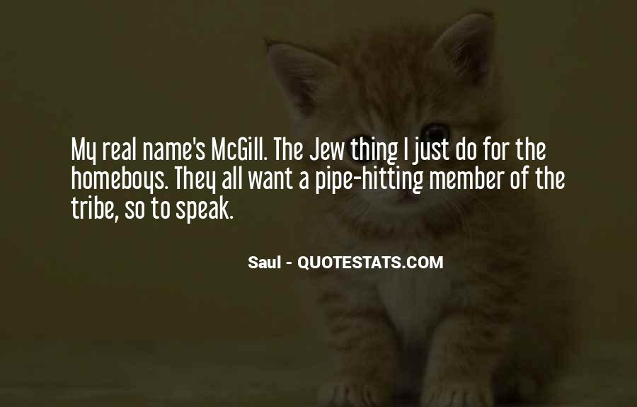 Saul Quotes #690625