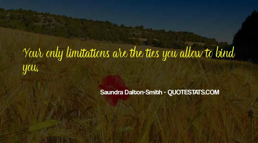 Saundra Dalton-Smith Quotes #722143