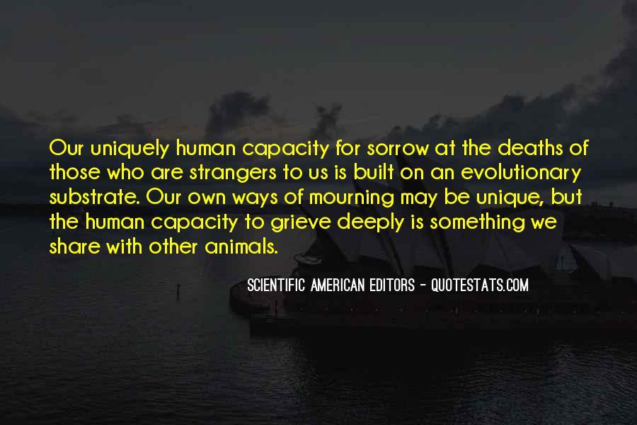 Scientific American Editors Quotes #719523