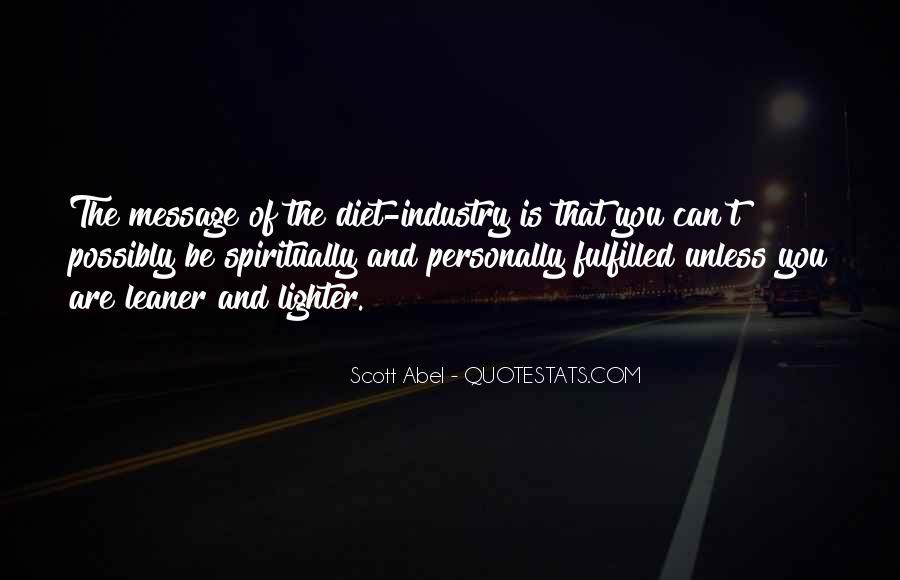 Scott Abel Quotes #288597