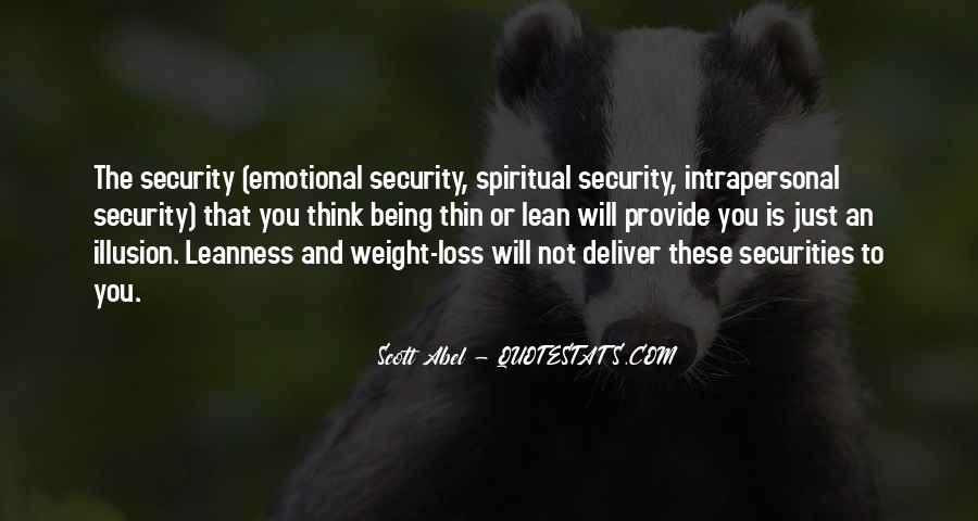 Scott Abel Quotes #289265