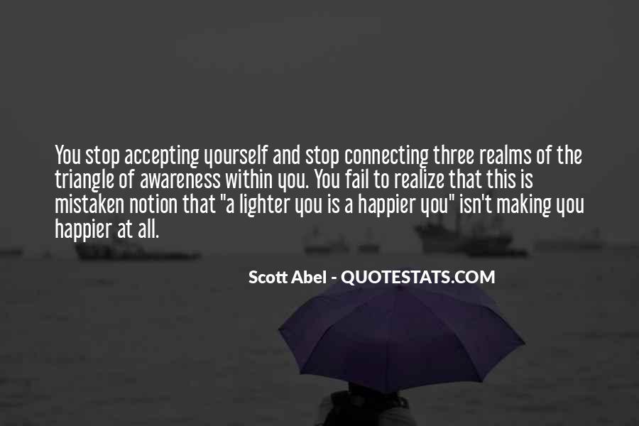 Scott Abel Quotes #893789