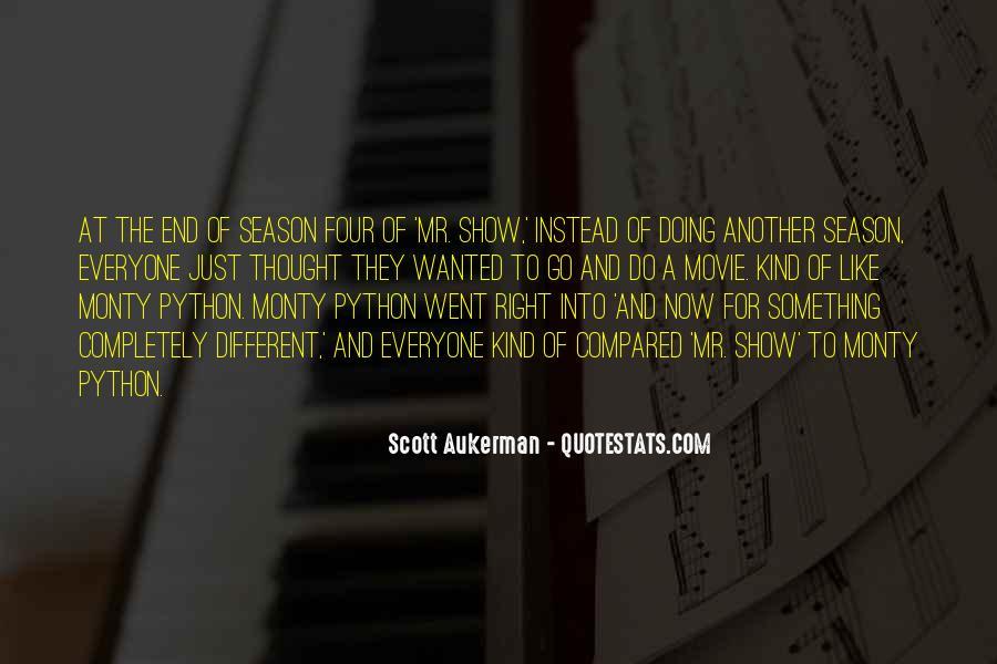Scott Aukerman Quotes #1333439